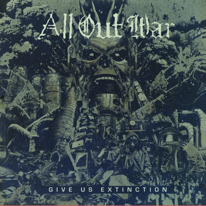 All Out War LP