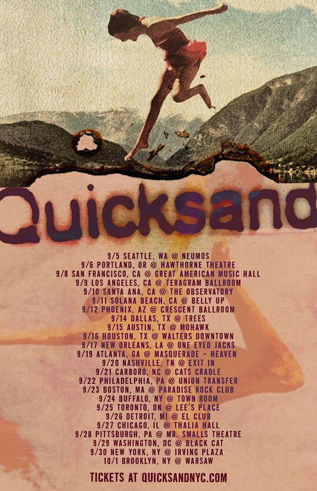 Quicksand Tour