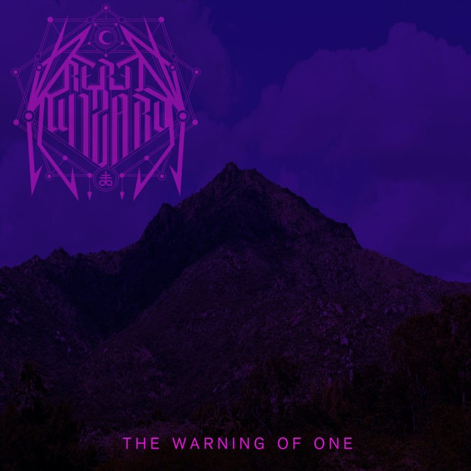 Rebel Wizard The Warning Of One EP