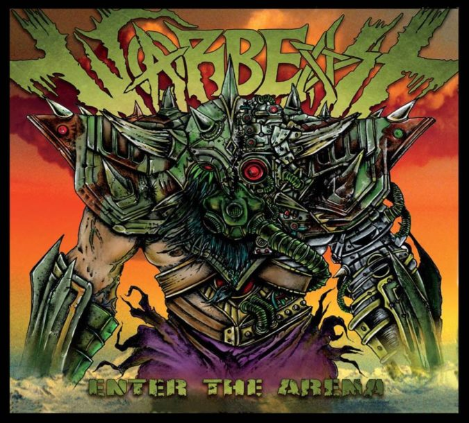 Warbeast LP