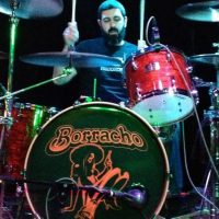 FOUR ON THE FLOOR #3: Mario Trubiano of BORRACHO [Brendan Burns' Drummer Spotlight]