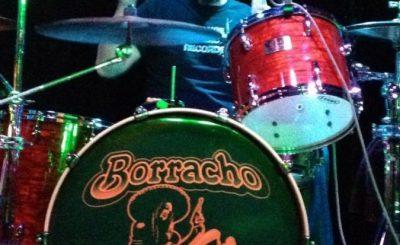 Mario Trubiano of Borracho