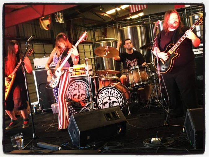 Doomstress Band Photo