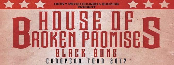 House Of Broken Promises Tour