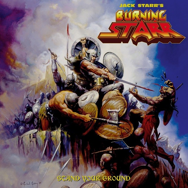 Jack Starr Burning Starr Stand Your Ground