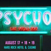 PSYCHO LAS VEGAS 2018 - POOL PARTY Bands Confirmed; Festival Tickets On Sale Now