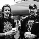 Mark Cruikshank & JB Matson (MD Doom Fest), at Earth Rocker Fest on05/20/2017, Photos: Leanne Ridgeway