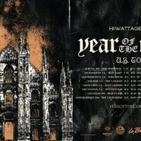 YEAR OF THE COBRA Signs With Prophecy Productions; Announces U.S. Tour