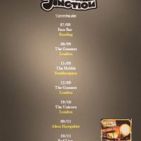 ORBITAL JUNCTION S/T EP Review & Stream; U.K. Tour Dates