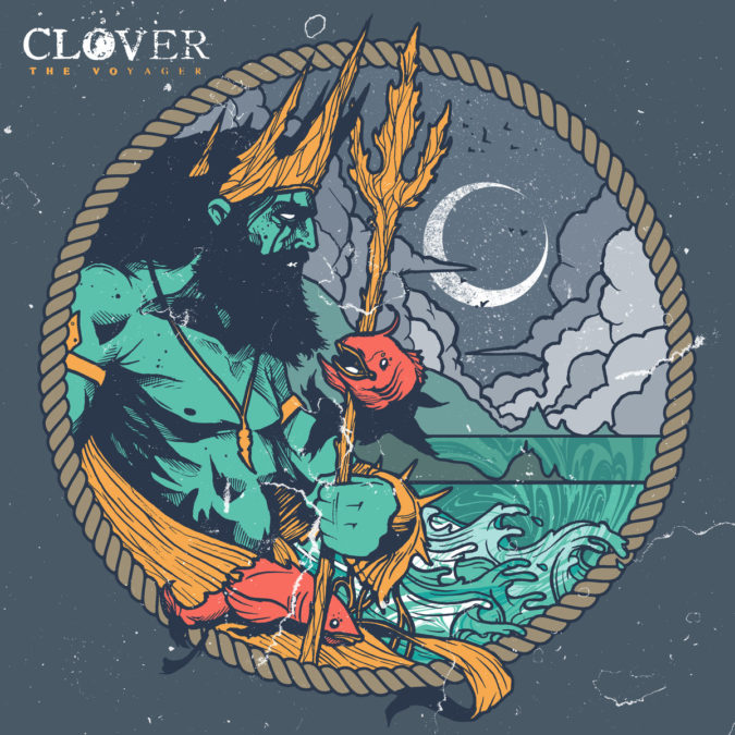 CLOVER 'The Voyager' EP Review & Stream