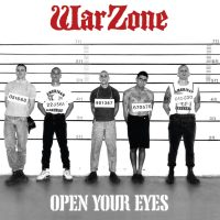 Oldschool Sunday: WARZONE [30th Anniversary Vinyl Reissue Of 1988's 'Open Your Eyes' Album Arrives]