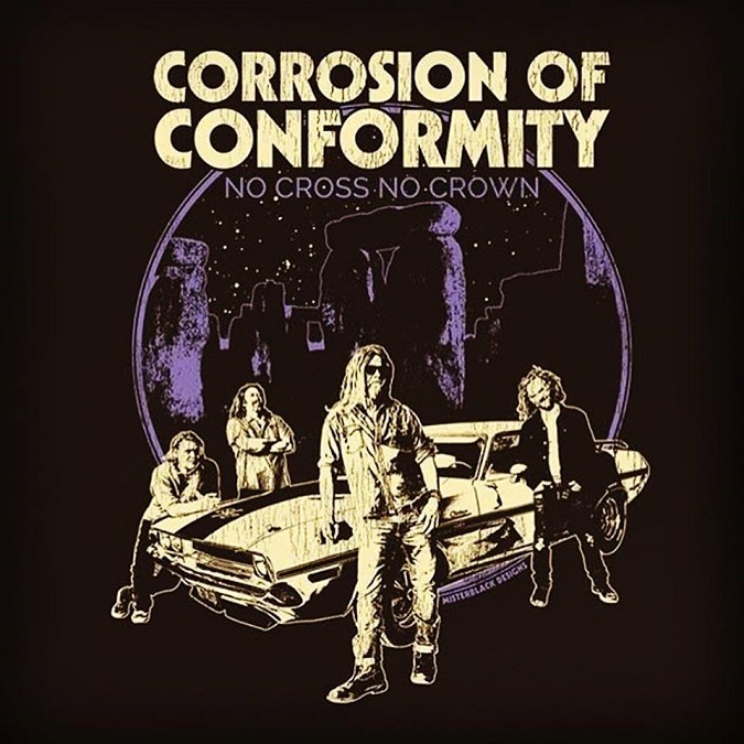 CORROSION OF CONFORMITY Annc. 2019 Tour; CROWBAR, MOTHERSHIP to Support; Select Dates w/ WEEDEATER, THE OBSESSED