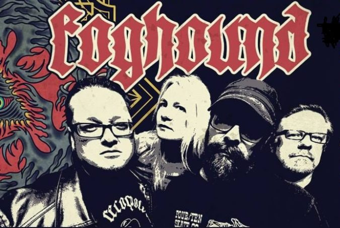 FOGHOUND Premiere New Video 'FILTHY' Off Upcoming 'AWAKEN TO DESTROY' Album via Ripple Music
