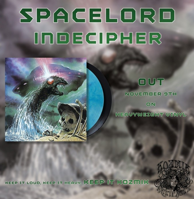 SPACELORD 'Indecipher' Album Review & Stream