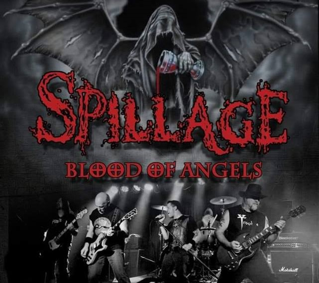 SPILLAGE 'Blood Of Angels' Album Due In Jan.; Single Streaming + Live Dates