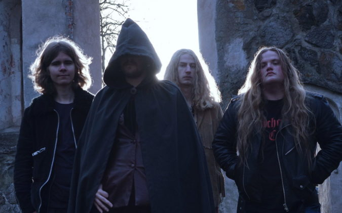 WITCHERS CREED 'Awakened From The Tomb…' Debut Nears; Stream 'Monolith' Single