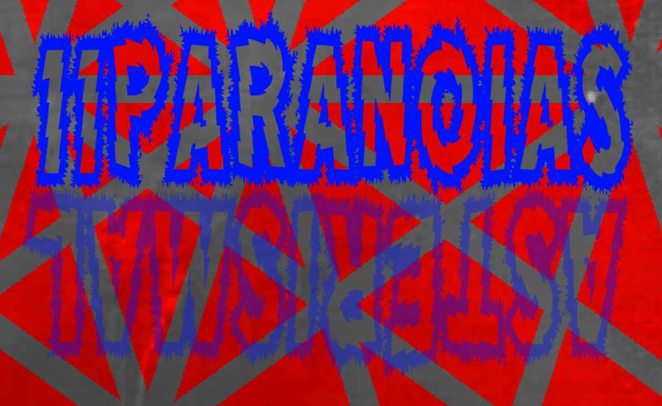 11PARANOIAS To Release 'Asterismal' Album In March [Video Trailer]