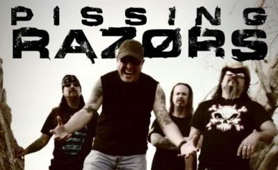 Pissing Razors band