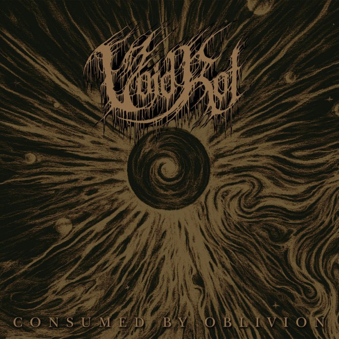 Void Rot Consumed By Oblivion EP