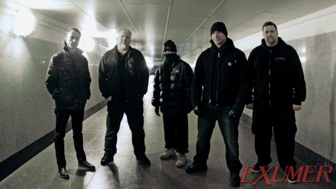 EXUMER Unveil 'Hostile Defiance' Album Info & Official Video; EU Tour