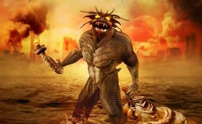 Flotsam And Jetsam The End Of Chaos album cover