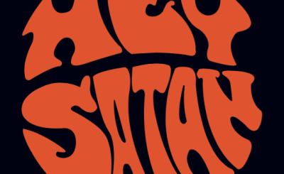 Hey Satan Logo