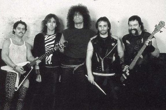 Scavenger 1980s