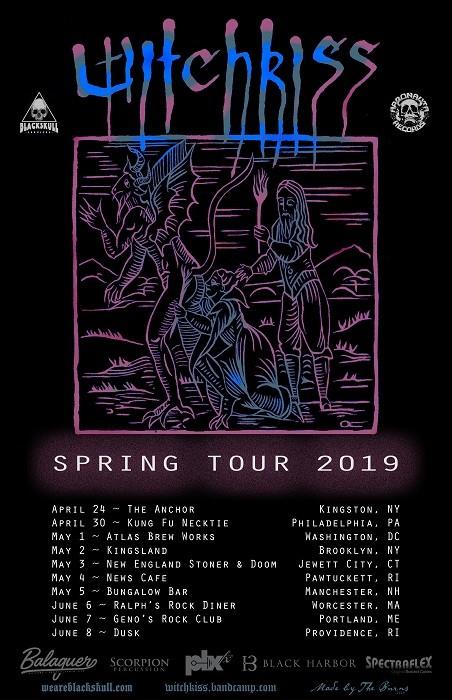 Witchkiss Tour