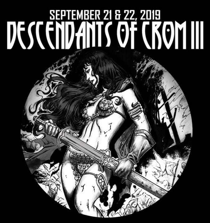 Descendants Of Crom III