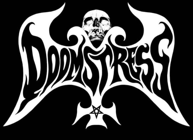 DOOMSTRESS Detail Full-Length Debut 'Sleep Among The Dead'
