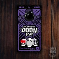 MARYLAND DOOM FEST & FROST GIANT ELECTRONICS Offer MDDF Guitar Effects Fuzz Pedal