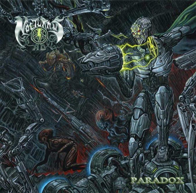 Nocturnus A.D. cover art