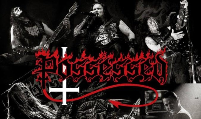 Oldschool Sunday: POSSESSED [New Album Details & Single]