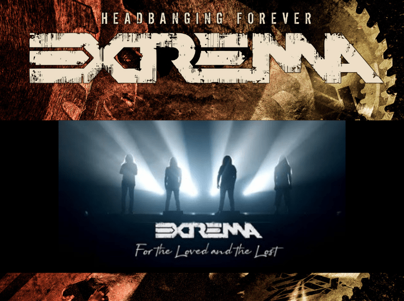 EXTREMA 'Headbanging Forever' With New Album; Debut Official Video