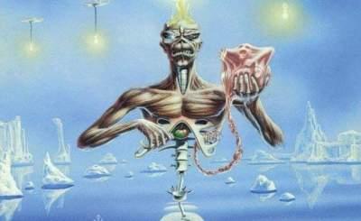 Iron Maiden Seventh Son cover