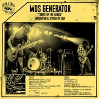MOS GENERATOR Live Album 'Night Of The Lords' Out Via Devil's Child Records