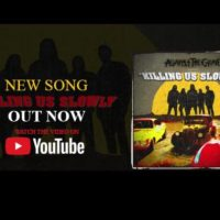 "AGAINST THE GRAVE Debut Single ""Killing Us Slowly"" Official Video"
