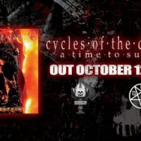 CYCLES OF THE DAMNED - Announce 'A Time To Survive' Debut via Incineration Ceremony Recordings & D.H.U. Records