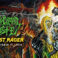 MUNICIPAL WASTE 'The Last Rager' EP Due Oct.; Heavy Mtn. Fest + Fall/ Winter Tours