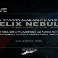 EARTH DRIVE Return Via 'Helix Nebula'; New Single Revealed