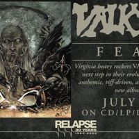 "VALKYRIE Return Via New Album 'Fear'; Debut ""Feeling So Low"" Single"