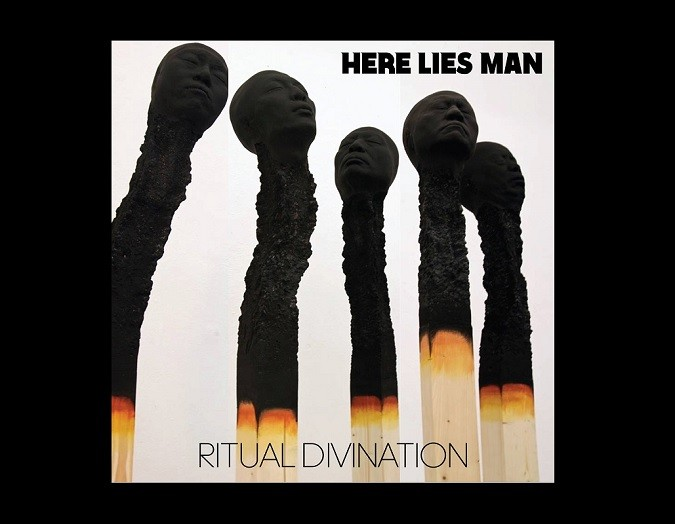 """HERE LIES MAN """"I Told You (You Shall Die)"""" Single Announces 'Ritual Divination' Album"""
