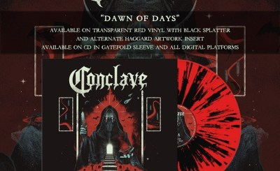 Conclave Dawn Of Days album promo