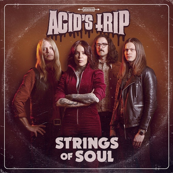 Acid's Trip Strings Of Soul album art