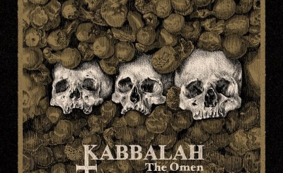 Kabbalah The Omen Album Cover