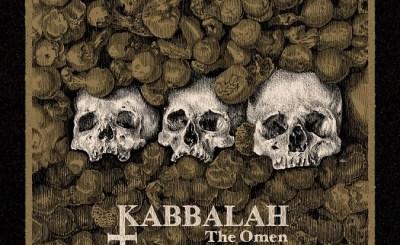 Kabbalah The Omen Album Cover