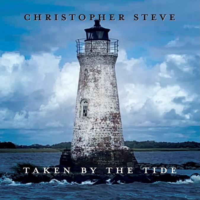 Christopher Steve Taken By The Tide album cover