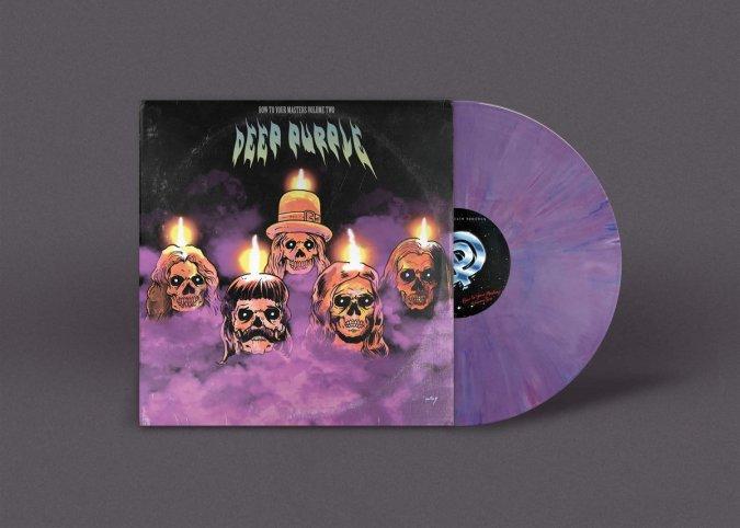 Glory Or Death Records BTYM Vol2 Deep Purple