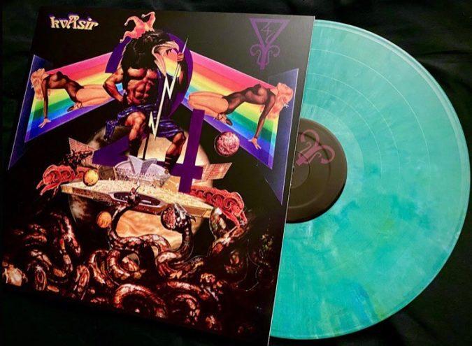 Kvasir 4 vinyl promo