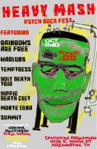 Heavy Mash Fest 2021 Temptress Monte Luna